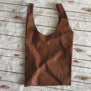 Handbags - Faux Leather tote bag purse